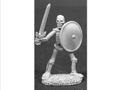 Reaper Dark Heaven Legends 02015 Skeleton Swordsman