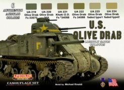 LifeColor US Olive Drab