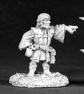 Reaper Dark Heaven Legends 02510 Balto Burrowell, Gnome