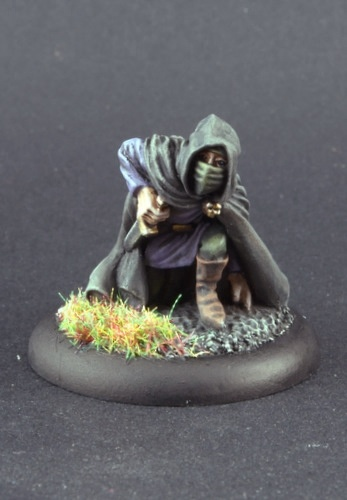 Reaper Dark Heaven Legends 02519 Kneeling Assassin