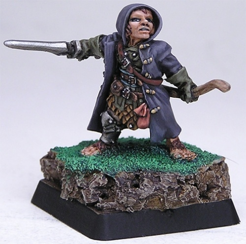 Reaper Dark Heaven Legends 02769 Woody, Halfling Ranger