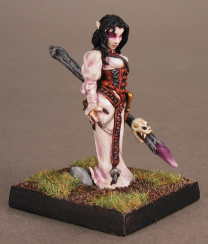 Reaper Dark Heaven Legends 02810 Hyrekia, Sorceress
