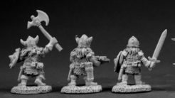 Reaper Dark Heaven Legends 03351 DHL Classics: Dwarves