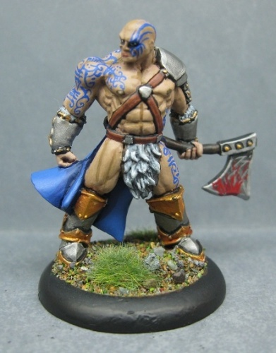 Reaper Dark Heaven Legends 03461 Goldar, the Barbarian