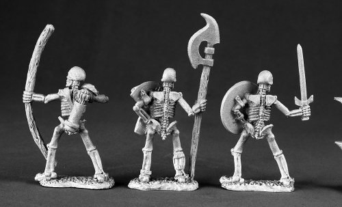 Reaper Dark Heaven Legends 03467 DHL Classics: Skeletons