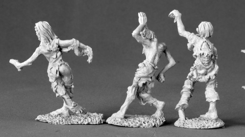 Reaper Dark Heaven Legends 03471 Zombies (3)