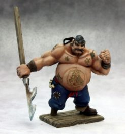 Reaper Dark Heaven Legends 03627 Stieg Brinegrog, Pirate