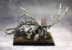 Reaper Dark Heaven Legends 03644 Young Skeletal Dragon
