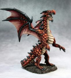 Reaper Dark Heaven Legends 03664 Fire Dragon Hatchling