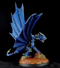 Reaper Dark Heaven Legends 03670 Western Desert Dragon