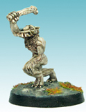 Dunwich Detectives Ghoul with Bone