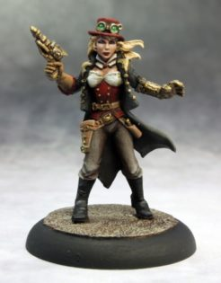 Reaper Chronoscope 50280 Belle, Steam punk Heroine