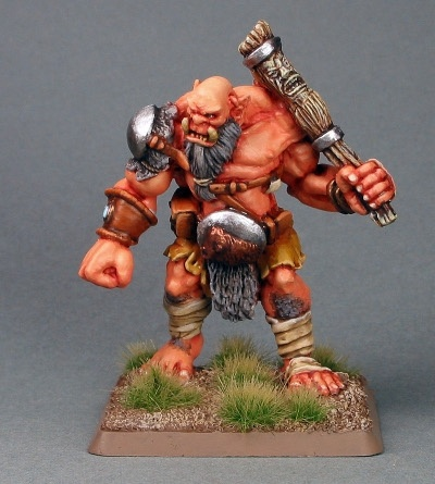 Reaper Bones Ogre Chieftain