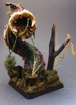 Reaper Bones Great Worm