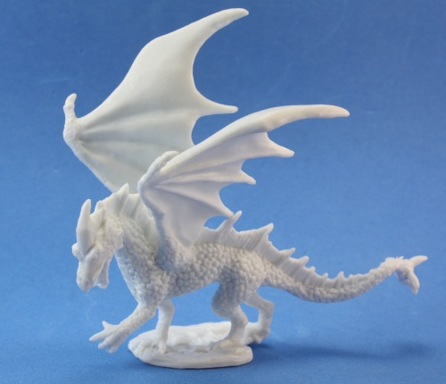 Reaper Bones Young Fire Dragon - SnM Stuff