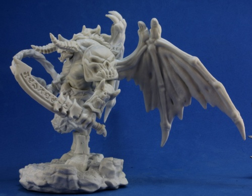 Reaper Bones Fire Demon Balor - SnM Stuff