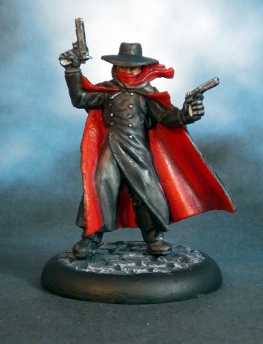 Reaper Bones Chronoscope The Black Mist