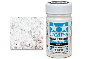 Tamiya Texture Paint 100ml - Snow