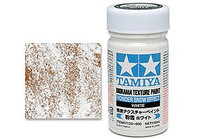 Tamiya Texture Paint 100ml - Powder Snow