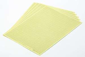 Tamiya Masking Sheet 1 mm Grid x 5