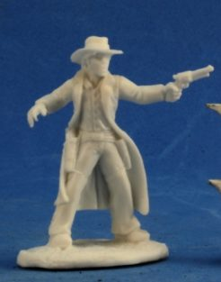 Reaper Bones Savage Worlds 91003 Texas Ranger Male
