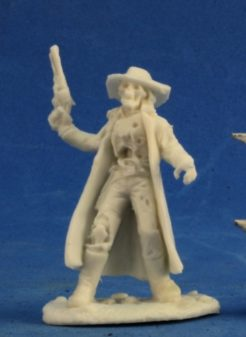 Reaper Bones Savage Worlds 91005 Undead Outlaw