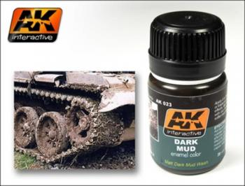 AK Interactive - Dark Mud Effect