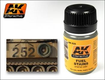AK Interactive - Fuel Stains