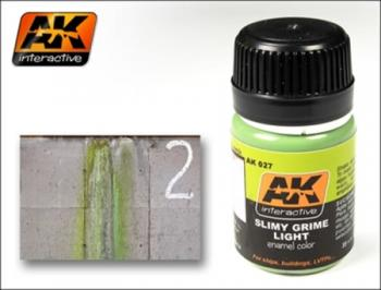 AK Interactive - Slimy Grime Light