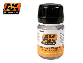 AK Interactive - Odourless Thinners (35ml)