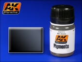 AK Interactive Pigments - Dark Steel