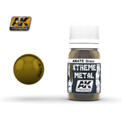 AK Interactive - Xtreme Metal Paints - Brass