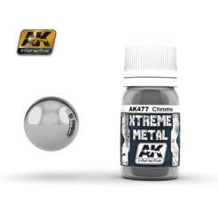 AK Interactive - Xtreme Metal Paints - Chrome