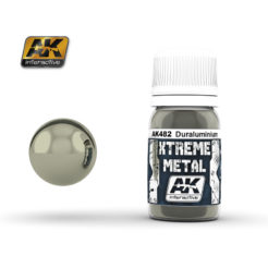 AK Interactive - Xtreme Metal Paints - Duraluminium