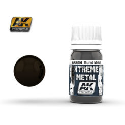 AK Interactive - Xtreme Metal Paints - Burnt Metal