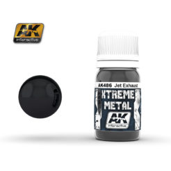 AK Interactive - Xtreme Metal Paints - Jet Exhaust