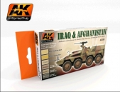AK Interactive - Iraq & Afghanistan Set