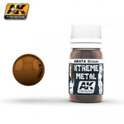 AK Interactive - Xtreme Metal Paints - Bronze