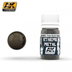 AK Interactive - Xtreme Metal Paints - Pale Burnt Metal