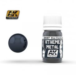 AK Interactive - Xtreme Metal Paints - Metallic Blue