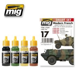 Mig Ammo Modern French Armed Forces Colors