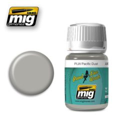 Mig Ammo Panel Line Wash (35ml) - Pacific Dust