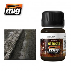 Mig Ammo Enamel Effects (35ml) - Fresh Mud