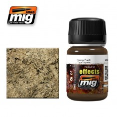 Mig Ammo Enamel Effects (35ml) - Damp Earth