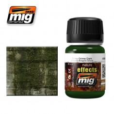 Mig Ammo Enamel Effects (35ml) - Slimy Grime Dark