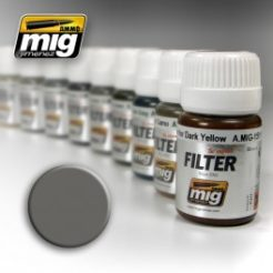Mig Ammo Filter - Grey for White