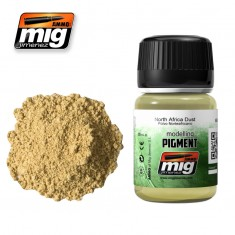 Mig Ammo Pigments - North Africa Dust