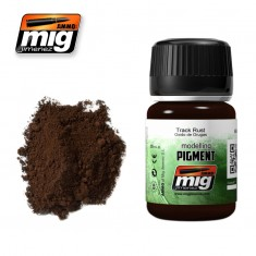Mig Ammo Pigments - Track Rust