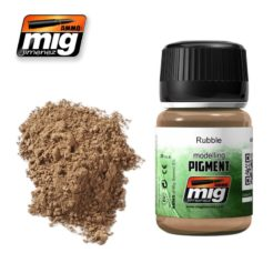 Mig Ammo Pigments - Rubble