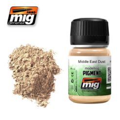 Mig Ammo Pigments - Middle East Dust